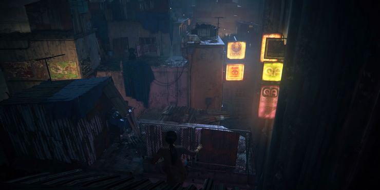 بازی Uncharted: The Lost Legacy