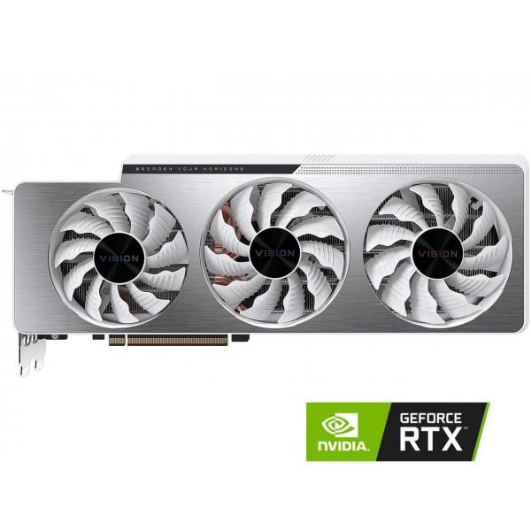 گیگابایت RTX 3070 Ti Vision OC