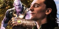 loki و Thanos