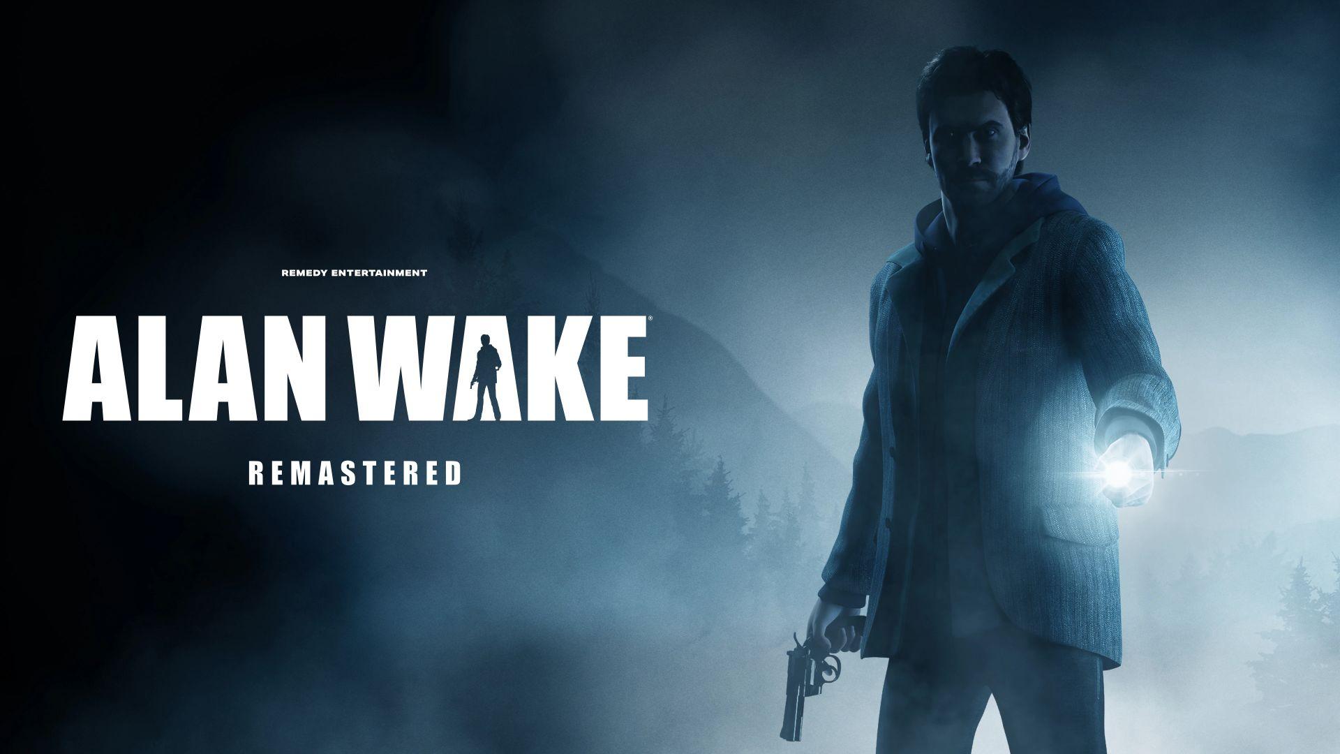 داستان بازی Alan Wake Remastered