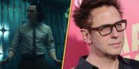 جیمز گان و سریال Loki